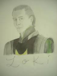 Loki Odinson by ScintillatingWatch