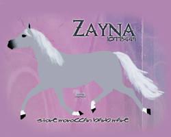 Zayna Vexel by letrainfalldown