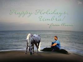 Umbra's Secret Santa Present by letrainfalldown