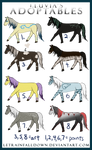 Adoptables {closed} by letrainfalldown
