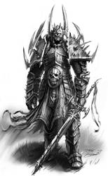 The Thorned Swordman by LordHannu
