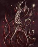 Kraken by LordHannu