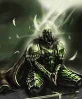 Kings pray by LordHannu