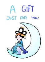 Smite - A gift just for you (Chibi) by Zennore