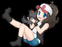 touko pokemon by KiwiiHime