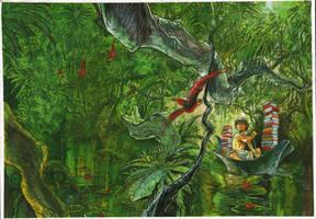 Amazonia by lionelmarty