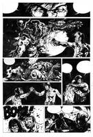 Mort Linden's comic page by lionelmarty
