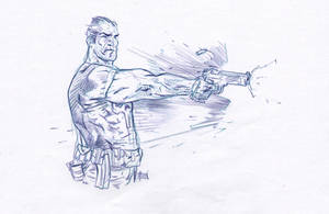 The Punisher by lionelmarty
