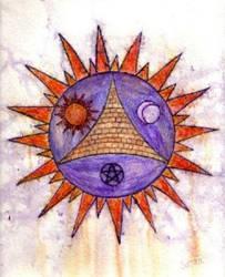Spherical Pyramid by shadowofthedragon