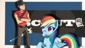Meet the Scouts by zelc-face