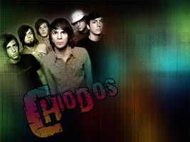 Chiodos Wallpaper by angryannoyance