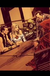 X-Men Annual by dismang