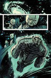The Watcher - Hulk no. 31 by dismang