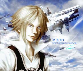 Vaan by Cielrune