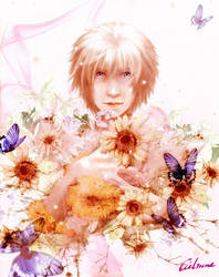 Flower Etude by Cielrune