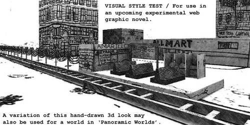 Webcomic Teaser by matthornb