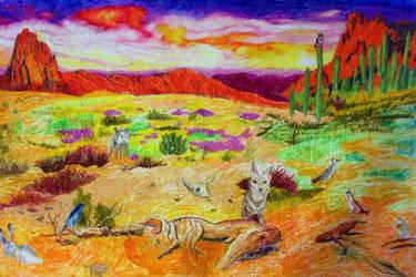 Southwest-pastel by matthornb