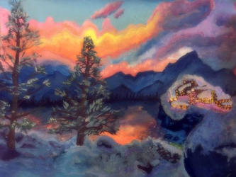 Snowy-scene-01 by matthornb