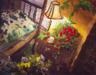 Still-life-painting by matthornb