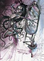 The Ballerina by Jay-Allen-Hansen