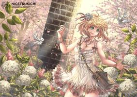 Blossom by nicetsukichi