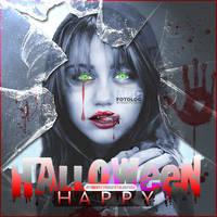 happy halloween. by veritoeditions