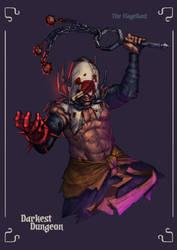 Darkest Dungeon - The Flagellant by sergiosaleiro