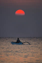 Fisherman by Dark-Raptor