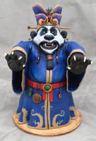 David Lo Panda - Big Trouble in Little China by DrMonkeyface