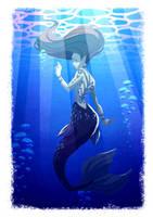Mermaid by kafel88