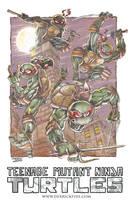 TMNT-teenage-mutant-ninja-turtles-derrick-fish by derrickfish