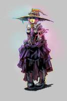 Witch way by punchyninja