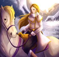 Zelda by Miitaa