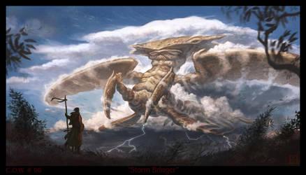 Storm Bringer by VegasMike