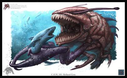 Crustacean Shark Eater by VegasMike