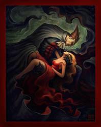 Demitri's Embrace by VegasMike