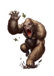 Gorilla by VegasMike