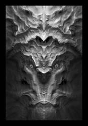 Space Gorilla by VegasMike
