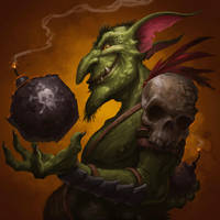 Goblin Bomber by VegasMike