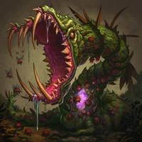 Plant Monster by VegasMike