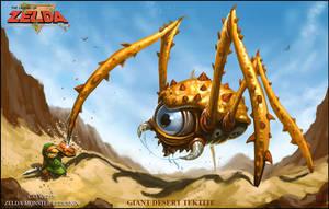 Giant Desert Tektite by VegasMike