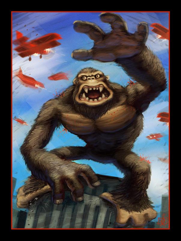 Kong by VegasMike