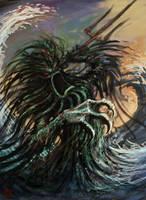 Sea Wraith by VegasMike