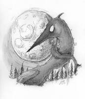 Fairy tale creature - Werwolf by Sosak