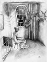 Spooky grandma by Sosak