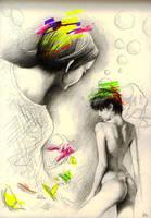 Sketbook 1 by Sosak