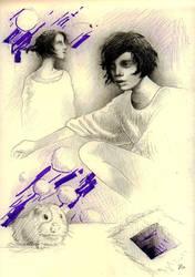 Sketchbook 3 by Sosak
