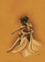 Balletgirl by Sosak
