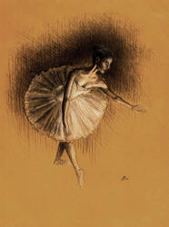 Balletgirl II by Sosak