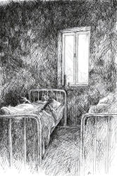 Sobering-up cell by Sosak